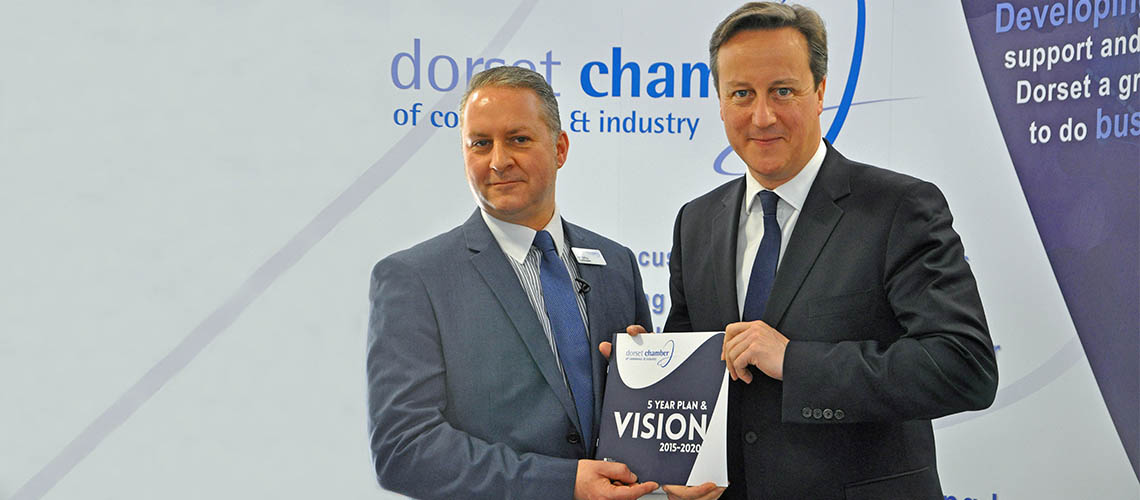 Twenty twenty vision for Dorset's future announced