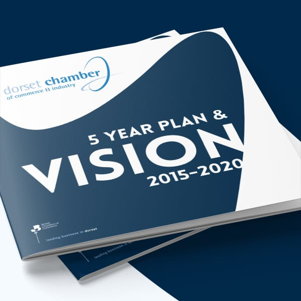 DCCI Brochure Design