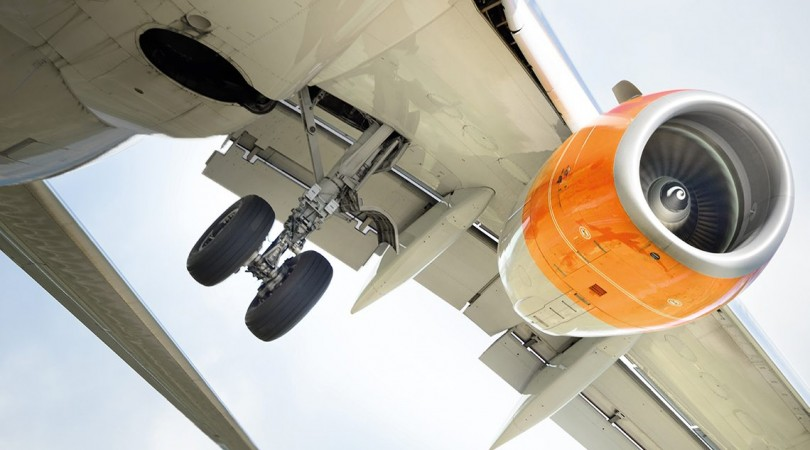 Aerospace GSE aeroplane