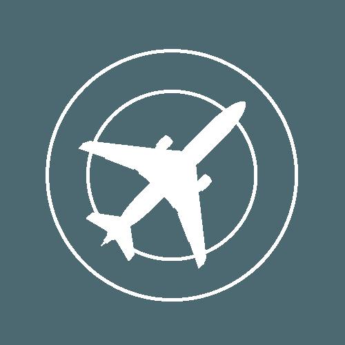 white aerospace gse logo