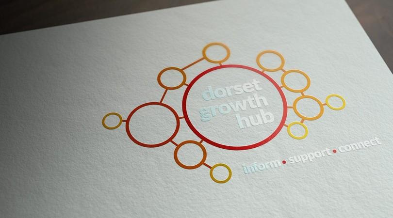The Dorset Growth Hub logo