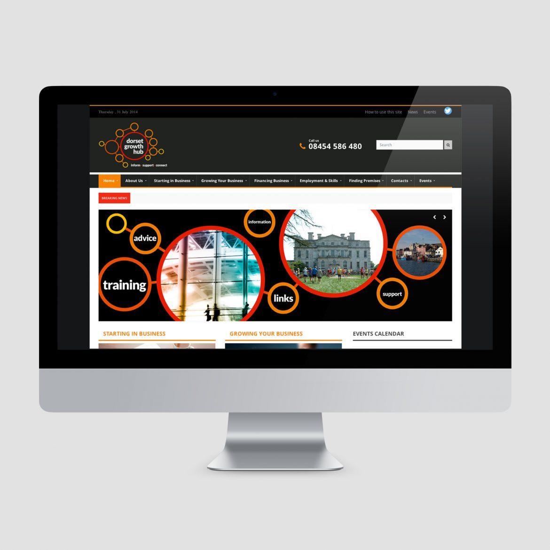 dorset growth hub website