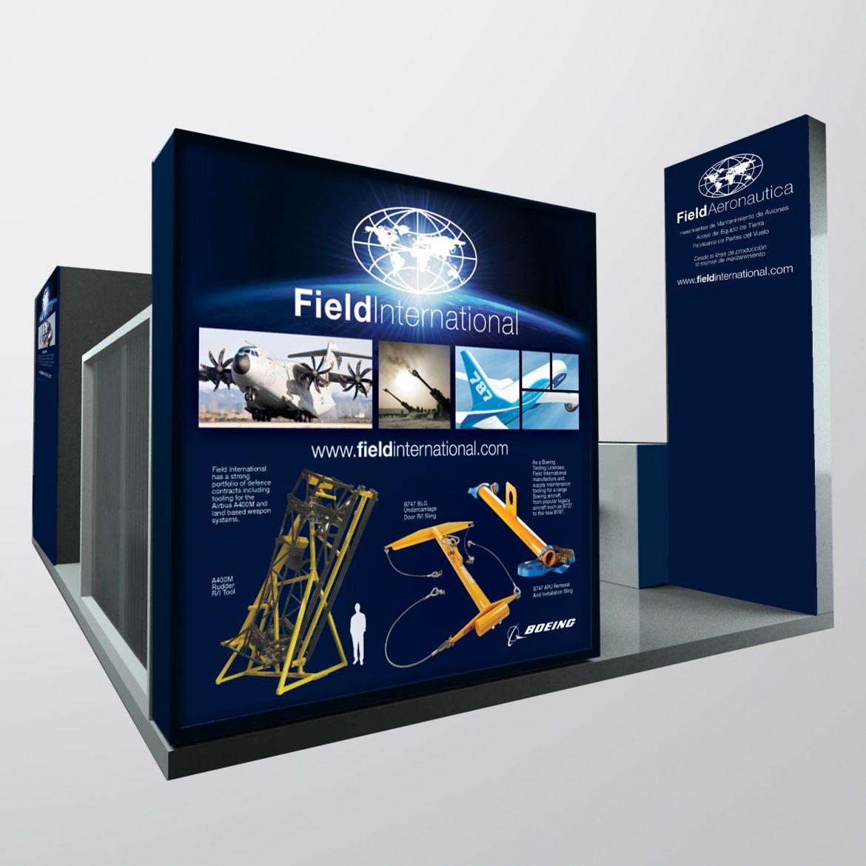 Field International Exhibition Stand Design