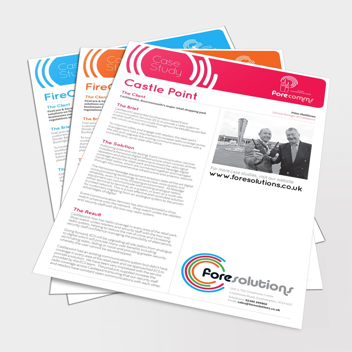 fore solutions documents
