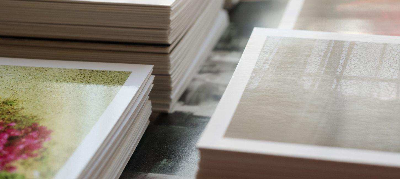 Graphic Design postcards