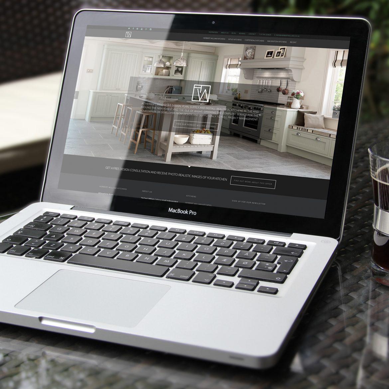 Herbert William Web Design