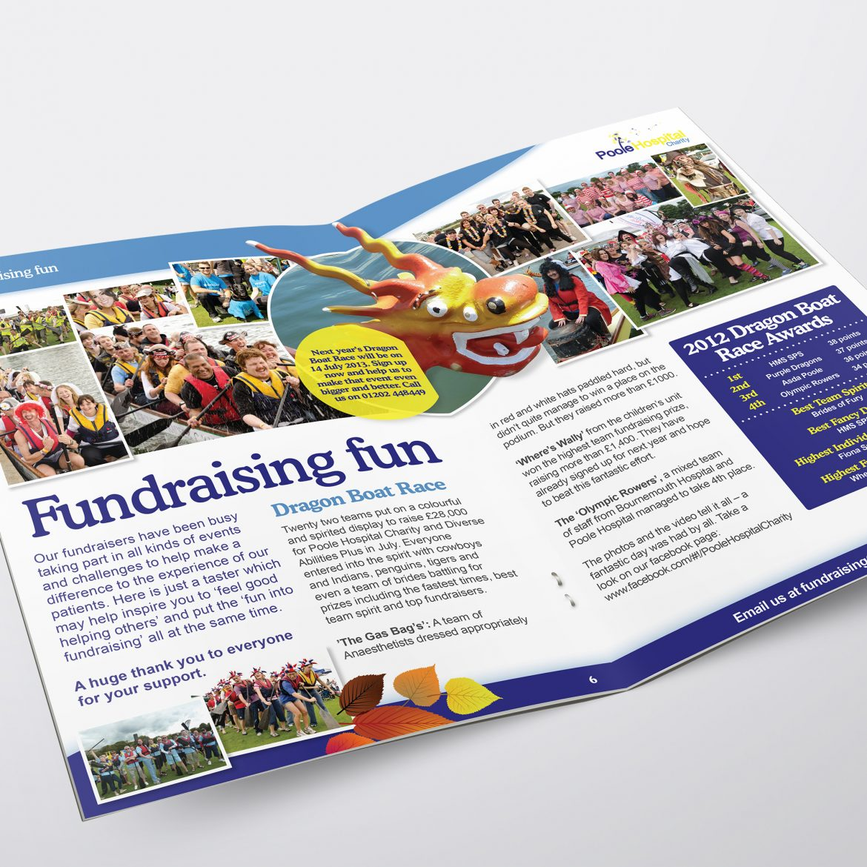 NHS Brochure Design