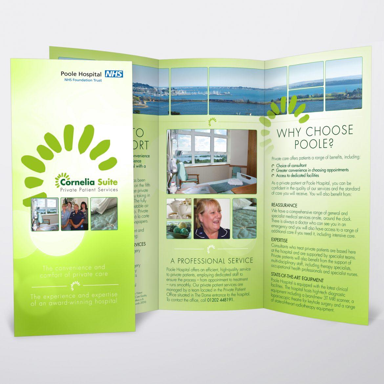 NHS Leaflet Design