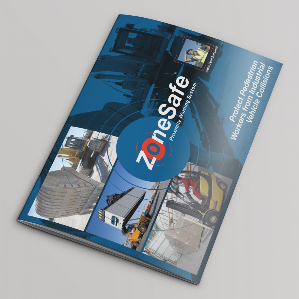 zonesafe booklet design