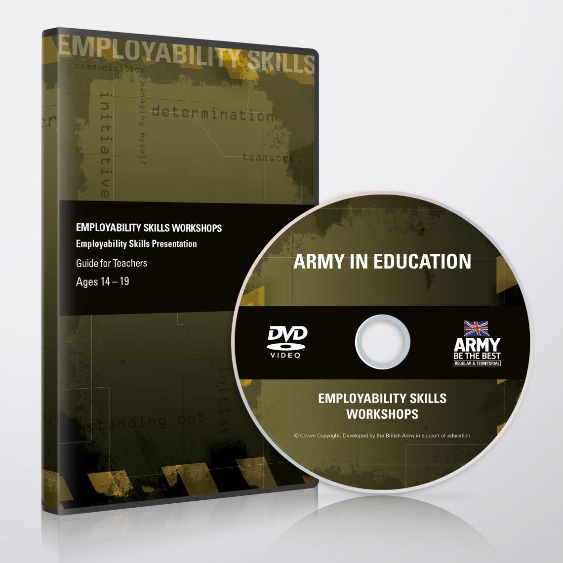 army teachers dvd