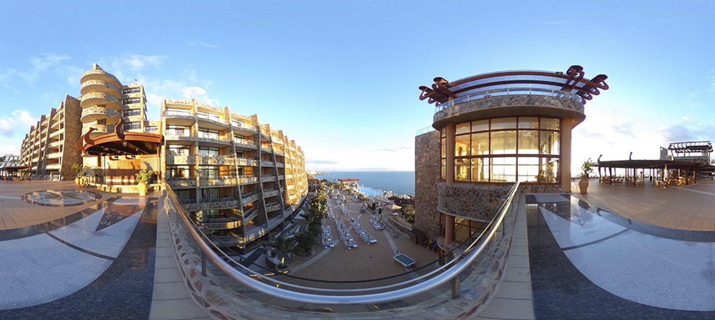 360 panoramic photograph