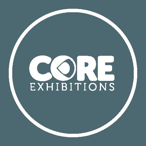 white core modular logo