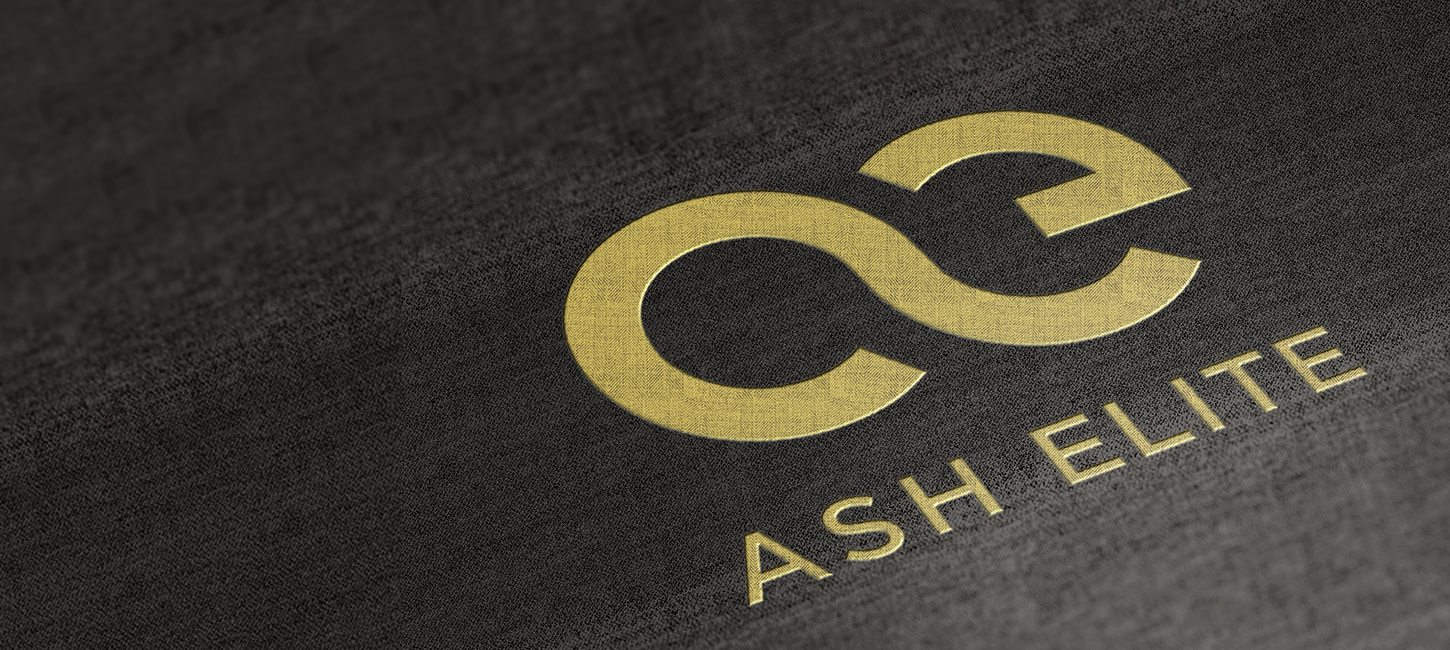 Logo Design and Branding for Ash Elite