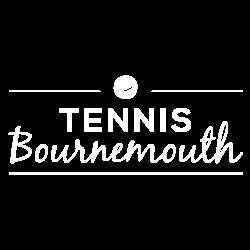 white tennis bournemouth logo