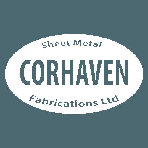 white corhaven logo