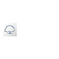 white Linwood School logo