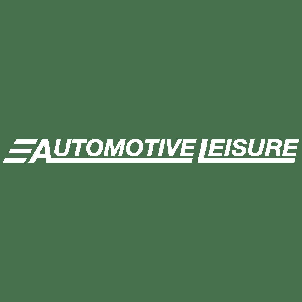 white automotive leisure icon