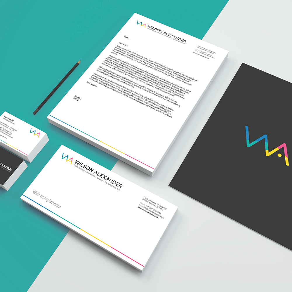 Wilson Alexander stationary selection designed by digital storm