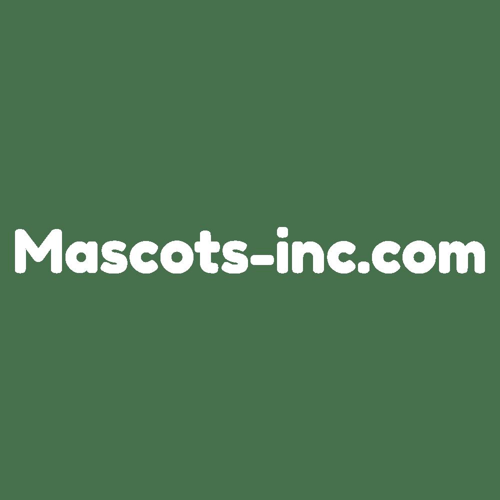 mascots logo white