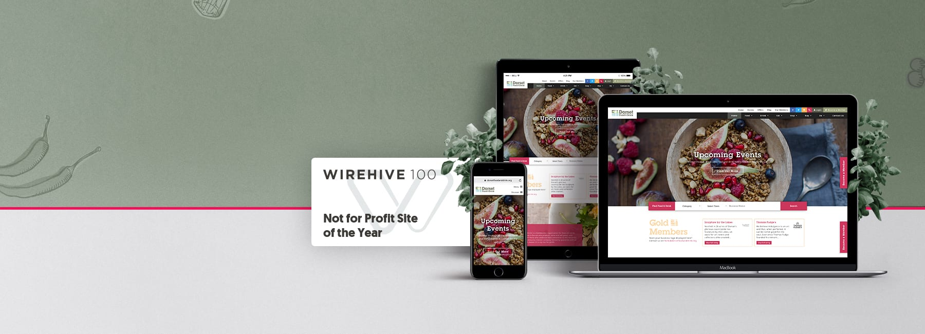 Digital Storm Win at the Wirehive 100 Awards 2018
