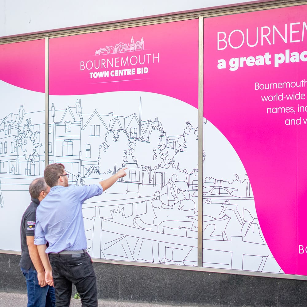 Bournemouth Bid Design
