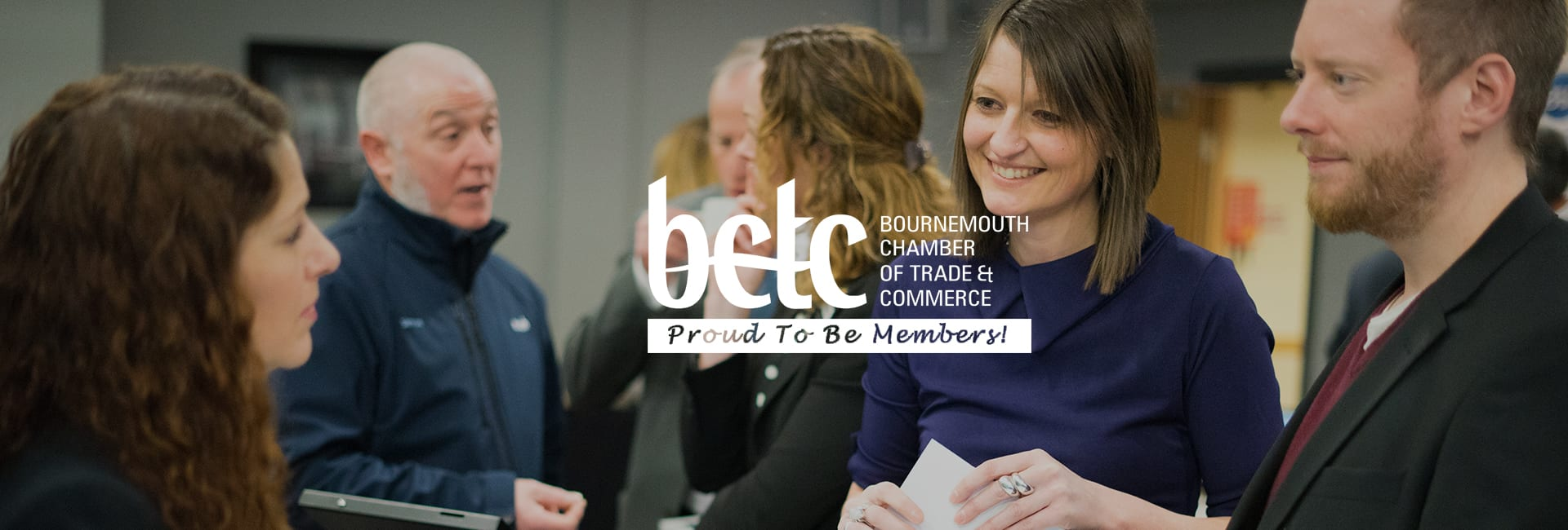 Excited to join the Bournemouth Chamber!