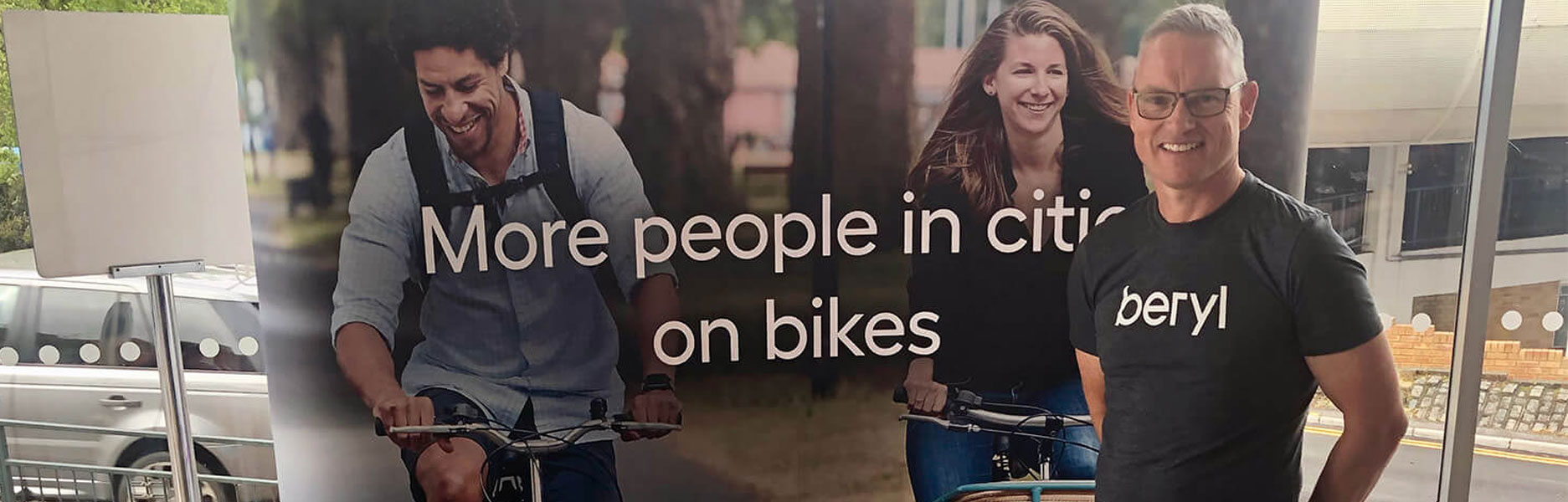 Bike Share has finally made it to Bournemouth, Christchurch & Poole (BCP)