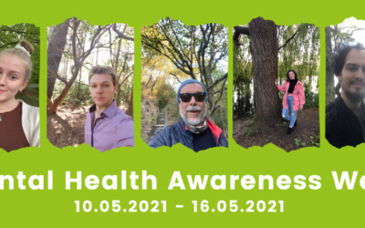 Mental Health Awareness Week: Digital Storm Take on the Challenge